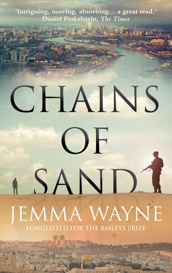 Chains Of Sand – Jemma Wayne