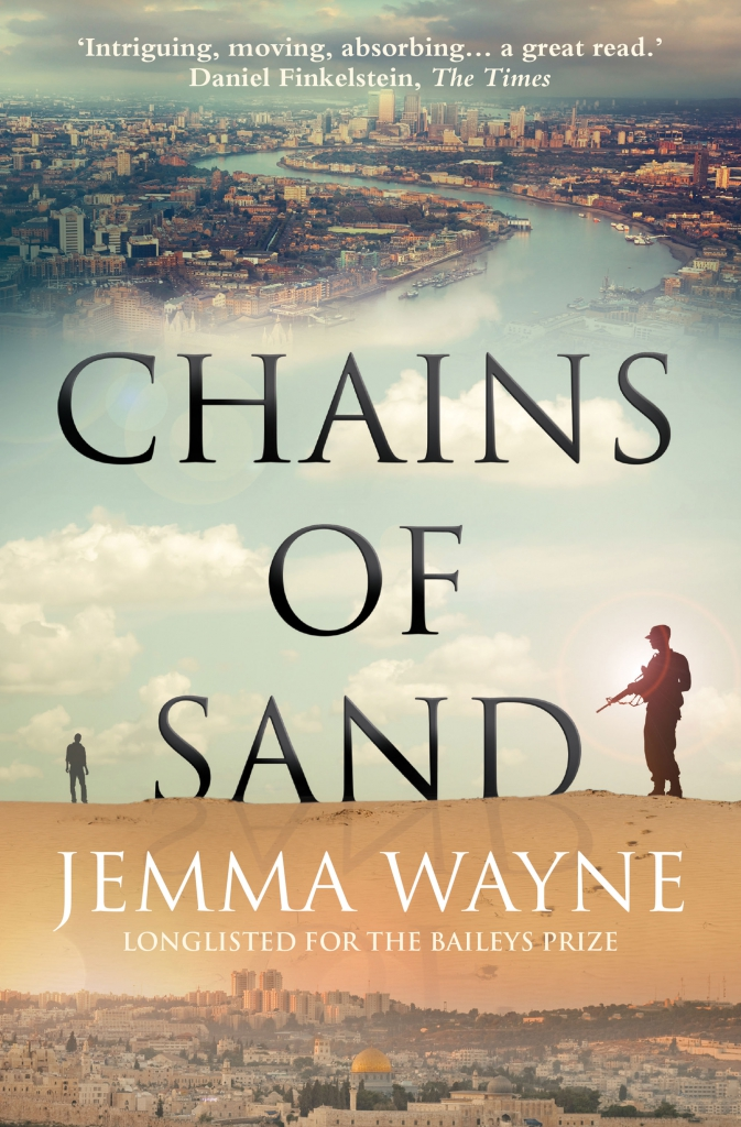 Chains Of Sand – Jemma Wayne