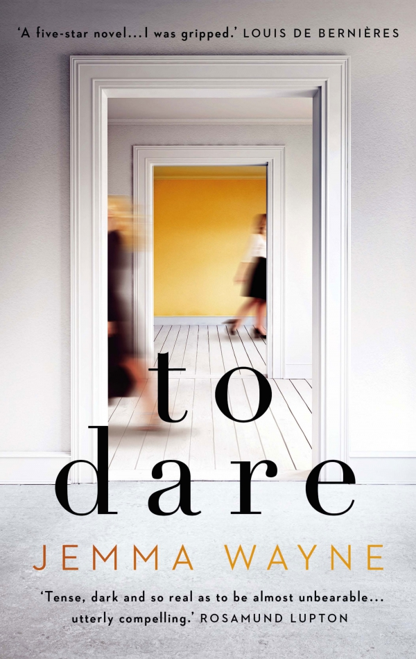 To Dare – Jemma Wayne