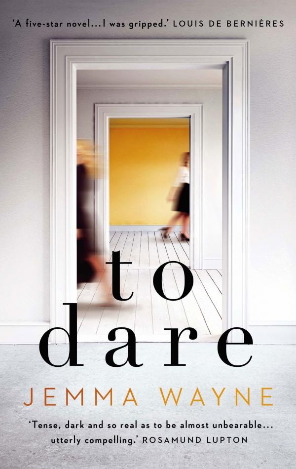 To Dare – Jemma Wayne